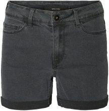 VERO MODA Denim Shorts Women Grey