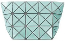 Bao Bao Issey Miyake - Borsa Clutch - women - PVC/Zinc/Polyester/Nylon - OS - GREEN