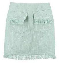 Adele Woven Pocket Detail Mini Skirt