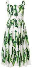 Dolce & Gabbana - Prendi sole 'Pea' - women - Cotone/Spandex/Elastane - 38, 40, 42 - GREEN