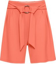 Pantaloncino con cintura (Rosso) - BODYFLIRT