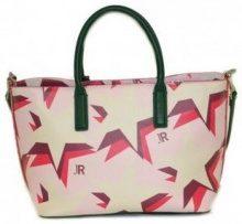 Borsette John Richmond  Borsa  shopping bag media rosa con tracolla in saldo - 30%