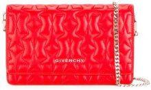 Givenchy - Borsa a tracolla 'Pandora' - women - Lamb Skin - OS - Rosso