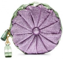 Anya Hindmarch - Clutch - women - Leather - OS - PINK & PURPLE