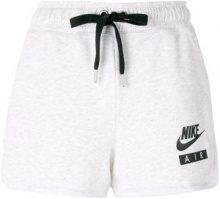 Nike - Shorts running - women - Polyester/Cotton - M, L - GREY