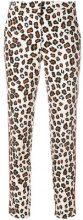Pinko - Pantaloni skinny - women - Cotton/Polyester/Spandex/Elastane - 38, 40, 42 - NUDE & NEUTRALS
