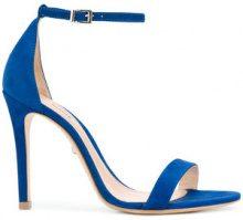 Schutz - Sandali con cinturino alla caviglia - women - Leather - 37, 38, 39, 41 - BLUE