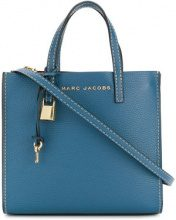 Marc Jacobs - The Grind crossbody bag - women - Leather - One Size - BLUE