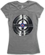 Unknown - Quadrophenia, Short sleeve da donna, grigio (grey), Medium