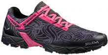 SALEWA Lite Train, Scarpe Sportive Outdoor Donna, Nero (Black/Pinky 0934), 40 EU