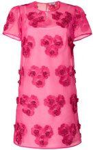 P.A.R.O.S.H. - Vestito da giorno - women - Cotton/Polyester - M - PINK & PURPLE