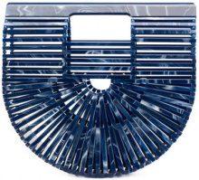 Cult Gaia - Borsa tote Ark mini - women - Acrylic - One Size - BLUE