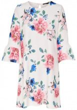 ONLY Floral Dress Women White