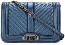 Rebecca Minkoff - Borsa 'Love Small' - women - Calf Leather - One Size - BLUE