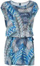 Lygia & Nanny - 'Irere' printed tunic - women - Polyester/Spandex/Elastane - 38, 40, 42, 44, 46, 48, 50 - BLUE