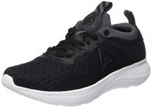 Reebok Astroride Run Fire, Scarpe Running Donna, Nero (Black/Alloy/Ash Grey/Steel), 40 EU