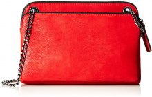 s.Oliver (Bags) 39.711.94.7958 - Borse a tracolla Donna, Rot (Cayenne Red), 4.5x17x24 cm (B x H T)