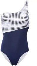 Onia - Costume intero 'Sienna' - women - Nylon/Spandex/Elastane - XS, S, M, L, XL - BLUE