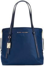 Marc Jacobs - Zip That shopping tote - women - Nylon - One Size - BLUE