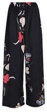 Sophie Oriental Print Woven Wide Leg Trouser