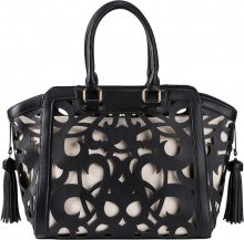 Borsa con trafori al laser (Nero) - bpc bonprix collection