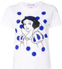 Comme Des Garçons Girl - T-shirt 'Snow White' - women - Cotton - XS, S, M, L - WHITE