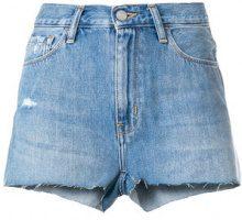 Carhartt - Shorts denim - women - Cotton/Polyester - 29 - BLUE