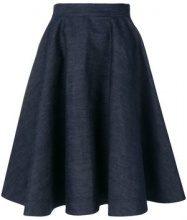 Calvin Klein 205W39nyc - Gonna svasata - women - Cotone - 38, 40, 42, 44 - BLUE