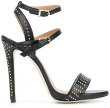 Marc Ellis - Sandali con cinturino alla caviglia - women - Nappa Leather/Leather - 36, 37, 38, 39 - BLACK