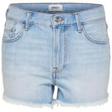 ONLY Divine Reg Denim Shorts Women Blue