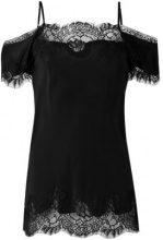 Gold Hawk - Gigi blouse - women - Silk/Cotton/Nylon/Viscose - XS - BLACK