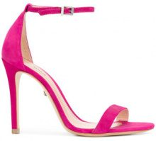 Schutz - Sandali a punta aperta - women - Leather - 37, 38, 39, 40, 36, 41 - PINK & PURPLE