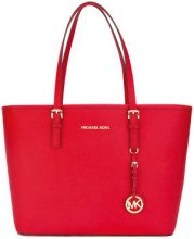 Michael Michael Kors - Jet Set Travel tote - women - Leather - OS - Rosso
