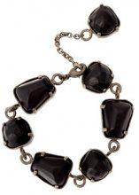 Uma - Raquel Davidowicz - 'Cera' bracelet - women - Resin - OS - BLACK