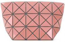 Bao Bao Issey Miyake - Borsa Clutch - women - PVC/Polyester/Nylon/Zinc - OS - PINK & PURPLE