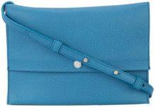 Shinola - cross body bag - women - Leather - OS - BLUE