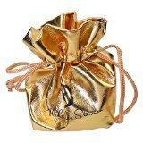 Aleksander Sternen Orecchini da donna in vetro di Murano e argento 925 placcato oro