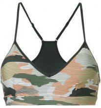 The Upside - Reggiseno sportivo camouflage - women - Polyamide/Spandex/Elastane - XS, S - MULTICOLOUR