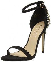 Office Hottie W, Scarpe con Cinturino Alla Caviglia Donna, Black (Black), 38 EU
