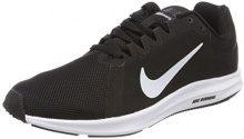 Nike Downshifter 8, Scarpe Running Donna, Nero (Black/White Anthracite 001), 40.5 EU