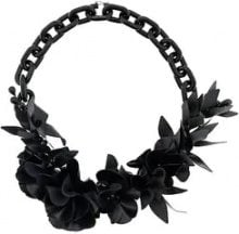Isabel Marant - Collana 'Honolulu' - women - Acrylic/Plastic - One Size - BLACK