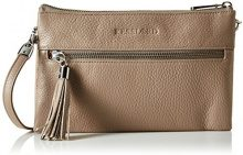 Kesslord Ophelie, Borsa a tracolla donna , Beige (Beige (Taupe)), Taille Unique