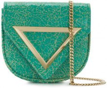 Giaquinto - Borsa 'Candy' - women - Leather/metal - OS - GREEN