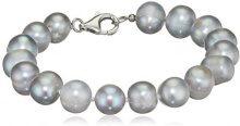 Celesta Accessori Donna argento 925 Perla Perle coltivate d'acqua dolce