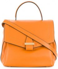 Visone - Borsa Tote 'Sofia' media - women - Leather - OS - YELLOW & ORANGE