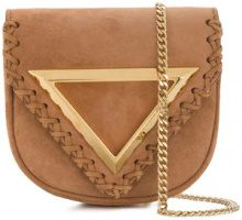 Giaquinto - Borsa 'Candy bebé' - women - Suede - OS - BROWN