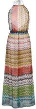 Missoni - Tuta intera di maglia 'Mare' - women - Viscose/Polyester/Nylon - 42 - MULTICOLOUR