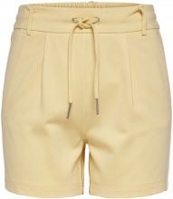 ONLY Poptrash Shorts Women Yellow