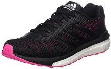 adidas Vengeful W, Scarpe da Corsa Donna, Multicolore (Core Black Core Black Shock Pink S16), 39 1/3 EU