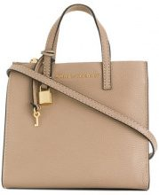 Marc Jacobs - small The Grind shopper tote - women - Calf Leather - OS - BROWN